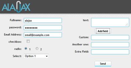 15 Most Useful jQuery Form Plugins | Alaa Badran